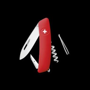 SWIZA Swiss Knife SWIZA D01R Red - KNR.0010.1000