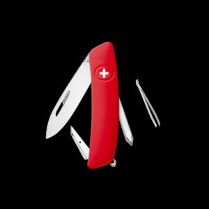 SWIZA Swiss Knife SWIZA D02R Red - KNR.0020.1000