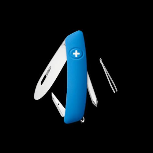 SWIZA Swiss Knife SWIZA J02R Blue - KNR.0021.1030