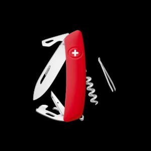 SWIZA Swiss Knife SWIZA D03R Red - KNR.0030.1000