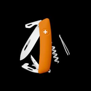 SWIZA Swiss Knife SWIZA D03R Orange - KNR.0030.1060