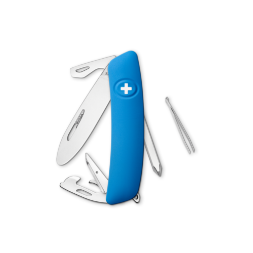SWIZA Swiss Knife SWIZA J04R Blue - KNR.0041.1030
