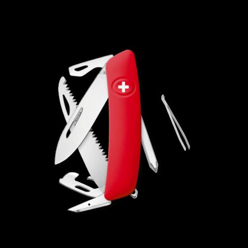SWIZA Swiss Knife SWIZA D06R Red - KNR.0060.1000