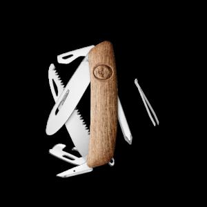 SWIZA Swiss Knife SWIZA J06R Walnut - KNR.0061.6300