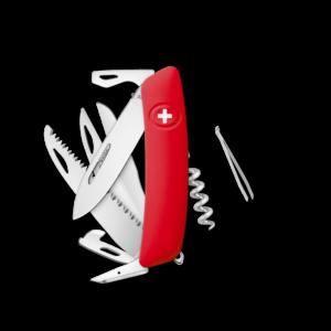 SWIZA Swiss Knife SWIZA D09R Red - KNR.0130.1000