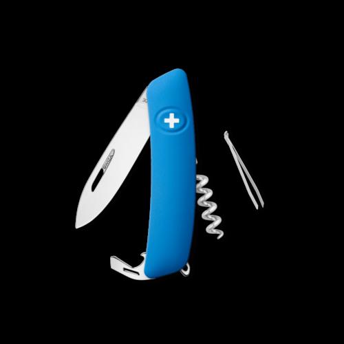 SWIZA Swiss Knife SWIZA WM01R Blue - KNR.0180.1030