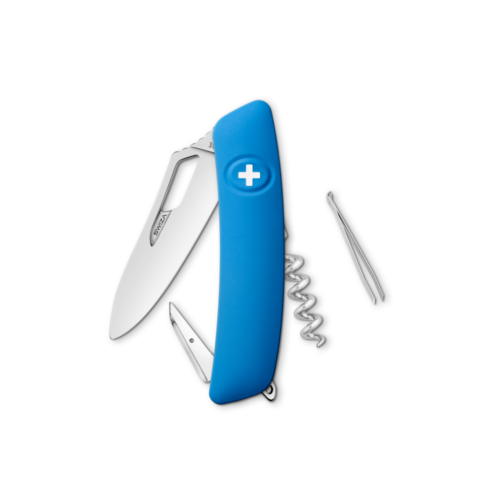 SWIZA Swiss Knife SWIZA SH01R Blue - KSH.0010.1030