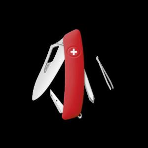 SWIZA Swiss Knife SWIZA SH02R Red - KSH.0020.1000