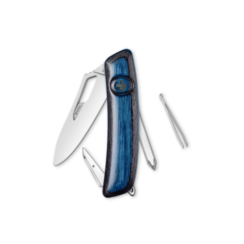 SWIZA Swiss Knife SWIZA SH02R Blue - KSH.0020.6530