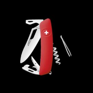 SWIZA Swiss Knife SWIZA SH03R Red - KSH.0030.1000