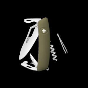 SWIZA Swiss Knife SWIZA SH03R Olive - KSH.0030.1050