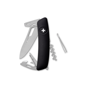 SWIZA Swiss Knife SWIZA SH03R AM Black - KSH.0036.1010