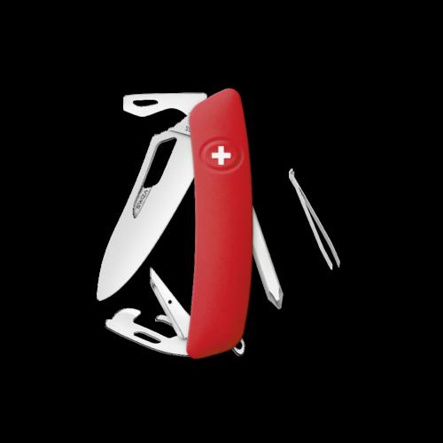 SWIZA Swiss Knife SWIZA SH04R Red - KSH.0040.1000
