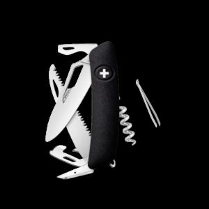 SWIZA Swiss Knife SWIZA SH05R Black - KSH.0050.1010
