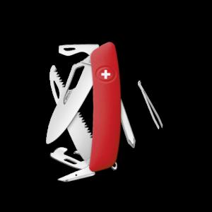 SWIZA Swiss Knife SWIZA SH06R Red - KSH.0060.1000