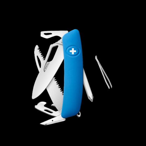SWIZA Swiss Knife SWIZA SH06R Blue - KSH.0060.1030