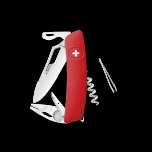 SWIZA Swiss Knife SWIZA SH03R-TT Red - KSH.0070.1000