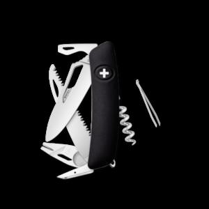 SWIZA Swiss Knife SWIZA SH05R-TT Black - KSH.0090.1010