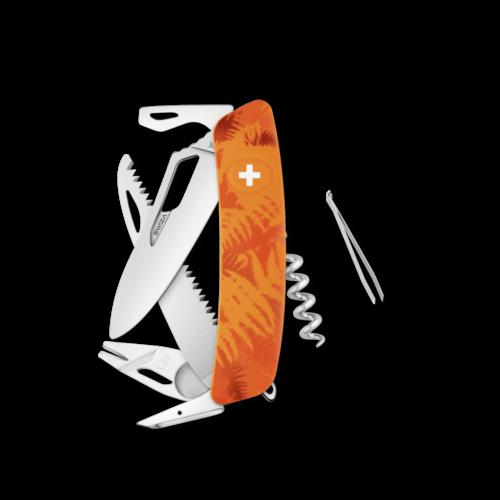 SWIZA Swiss Knife SWIZA SH05R-TT Orange - KSH.0090.2060