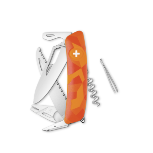 SWIZA Swiss Knife SWIZA SH05R-TT Orange - KSH.0090.2070
