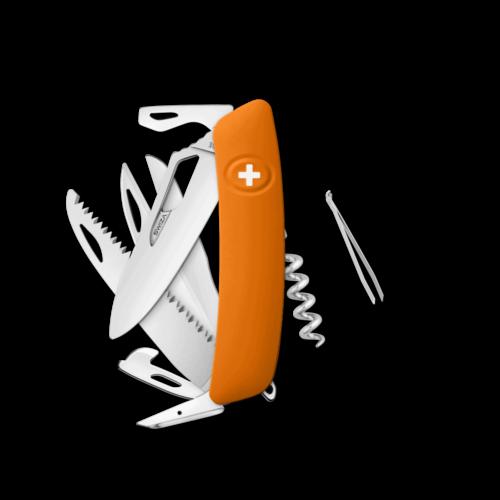 SWIZA Swiss Knife SWIZA SH09R Orange - KSH.0130.1060