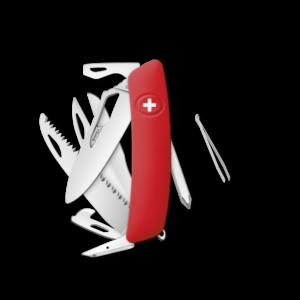 SWIZA Swiss Knife SWIZA SH10R Red - KSH.0140.1000