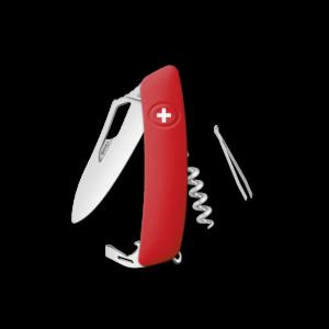 SWIZA Swiss Knife SWIZA SH01R-WM Red - KSH.0180.1000