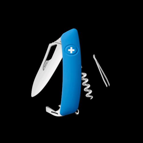 SWIZA Swiss Knife SWIZA SH01R-WM Blue - KSH.0180.1030
