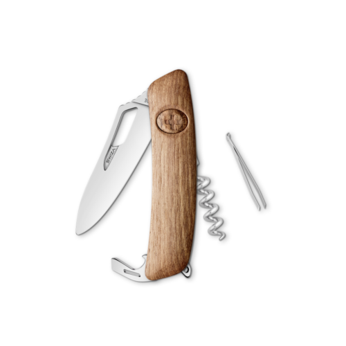 SWIZA Swiss Knife SWIZA SH01R-WM Walnut - KSH.0180.6300