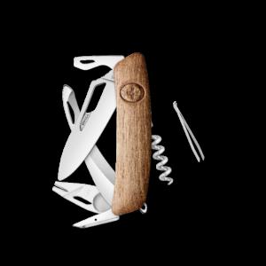 SWIZA Swiss Knife SWIZA SH05R-HUTT Walnut - KSH.0190.6300