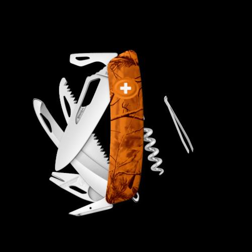 SWIZA Swiss Knife SWIZA SH09R-HUTT Orange - KSH.0210.2160