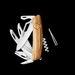 SWIZA Swiss Knife SWIZA SH09R-HUTT Olive tree - KSH.0210.6310