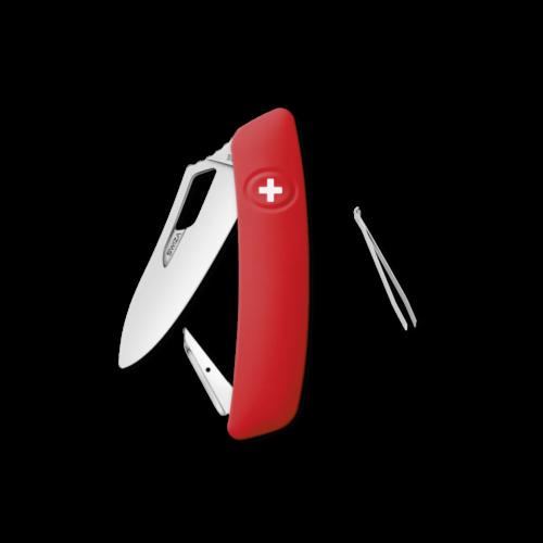 SWIZA Swiss Knife SWIZA SH00 Red - KSH.0900.1000