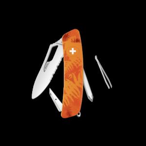 SWIZA Swiss Knife SWIZA SH02TR Orange - KST.0020.1060
