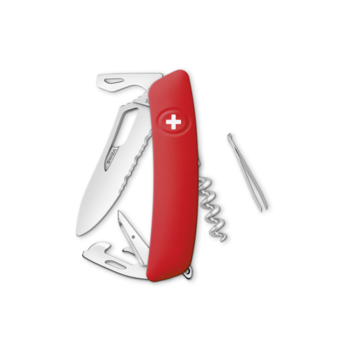 SWIZA Swiss Knife SWIZA SH03TR Red - KST.0030.1000