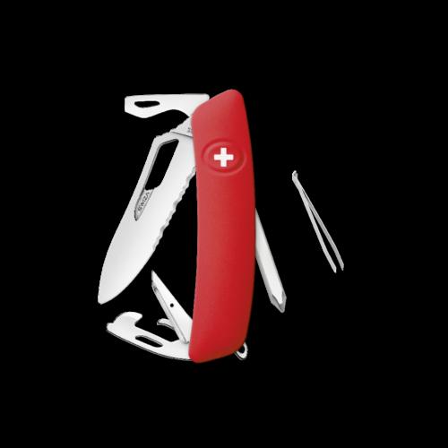 SWIZA Swiss Knife SWIZA SH04TR Red - KST.0040.1000