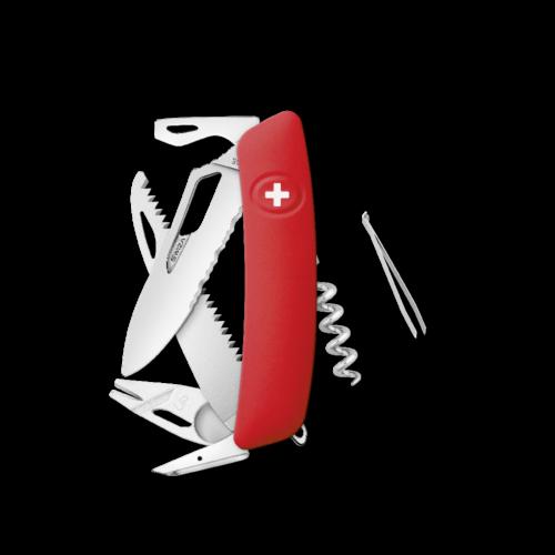 SWIZA Swiss Knife SWIZA SH05TR-TT Red - KST.0090.1000