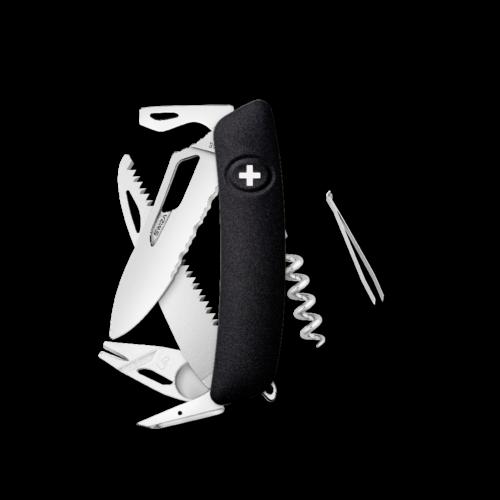 SWIZA Swiss Knife SWIZA SH05TR-TT Black - KST.0090.1010