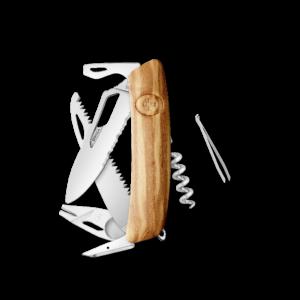 SWIZA Swiss Knife SWIZA SH05TR-TT Olive tree - KST.0090.6310