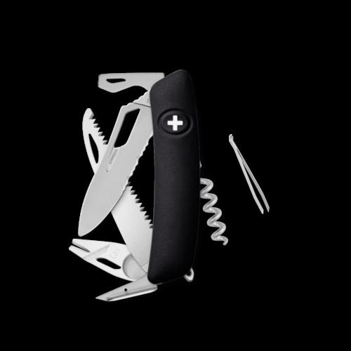 SWIZA Swiss Knife SWIZA SH05TR-TT AM Black - KST.0096.1010