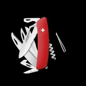SWIZA Swiss Knife SWIZA SH09TR Red - KST.0130.1000