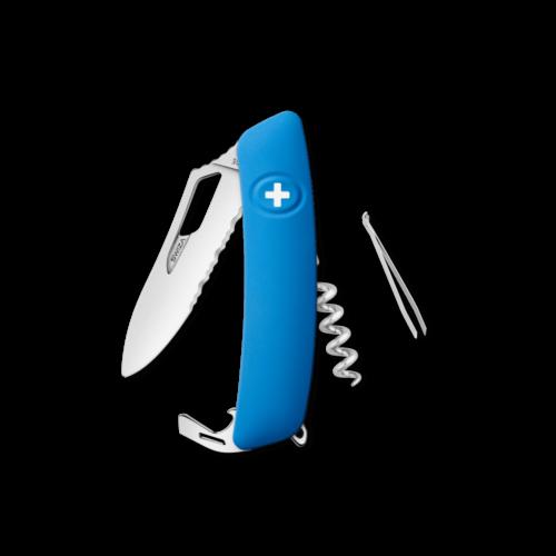 SWIZA Swiss Knife SWIZA SH01TR-WM Blue - KST.0180.1030