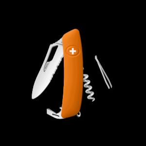 SWIZA Swiss Knife SWIZA SH01TR-WM Orange - KST.0180.1060