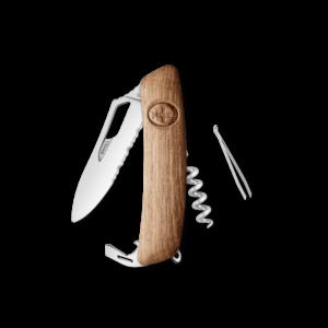SWIZA Swiss Knife SWIZA SH01TR-WM Walnut - KST.0180.6300