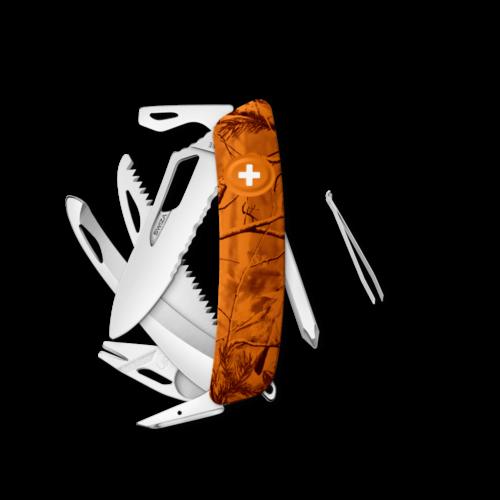 SWIZA Swiss Knife SWIZA SH10TR-HUTT Orange - KST.0220.2160